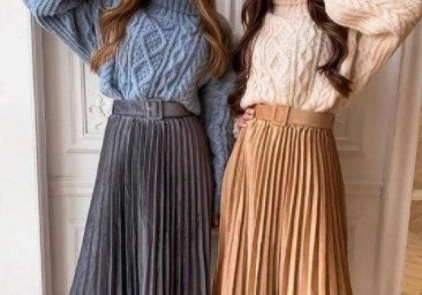 Модная одежда из бархата зима 2021