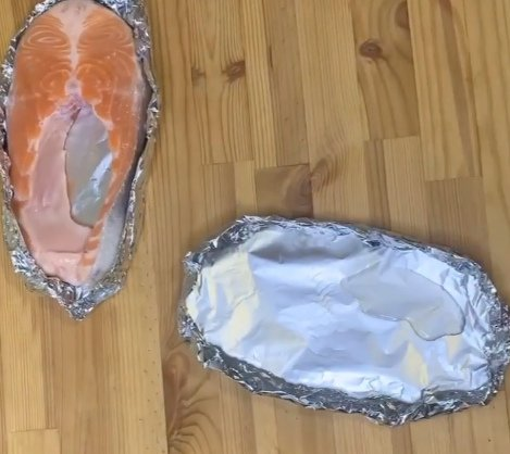 Запечена форель – стейк – опубліковано покроковий рецепт