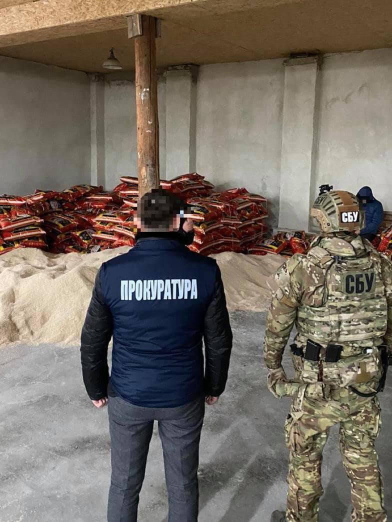 В Украине нашли тонну героина
