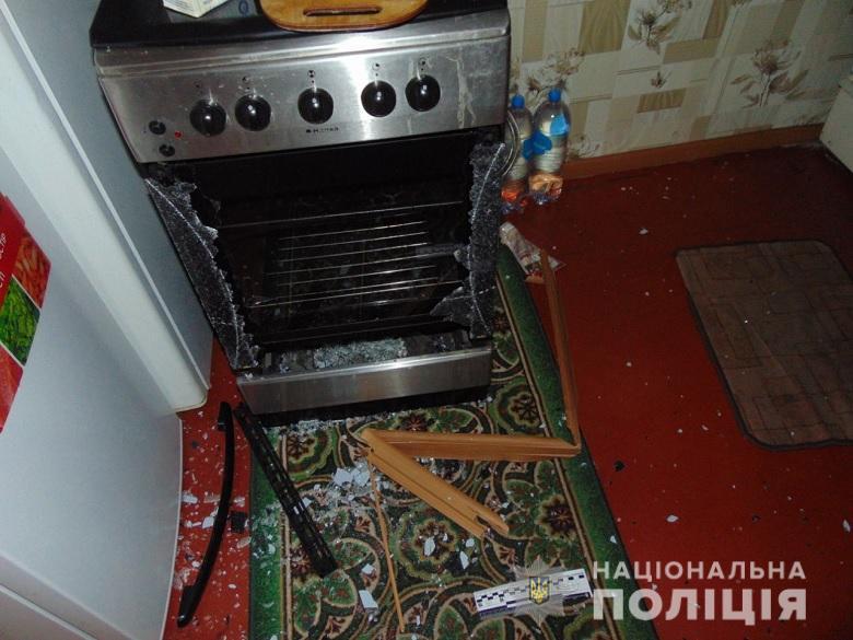 Место инцидента / Нацполиция по Киеву