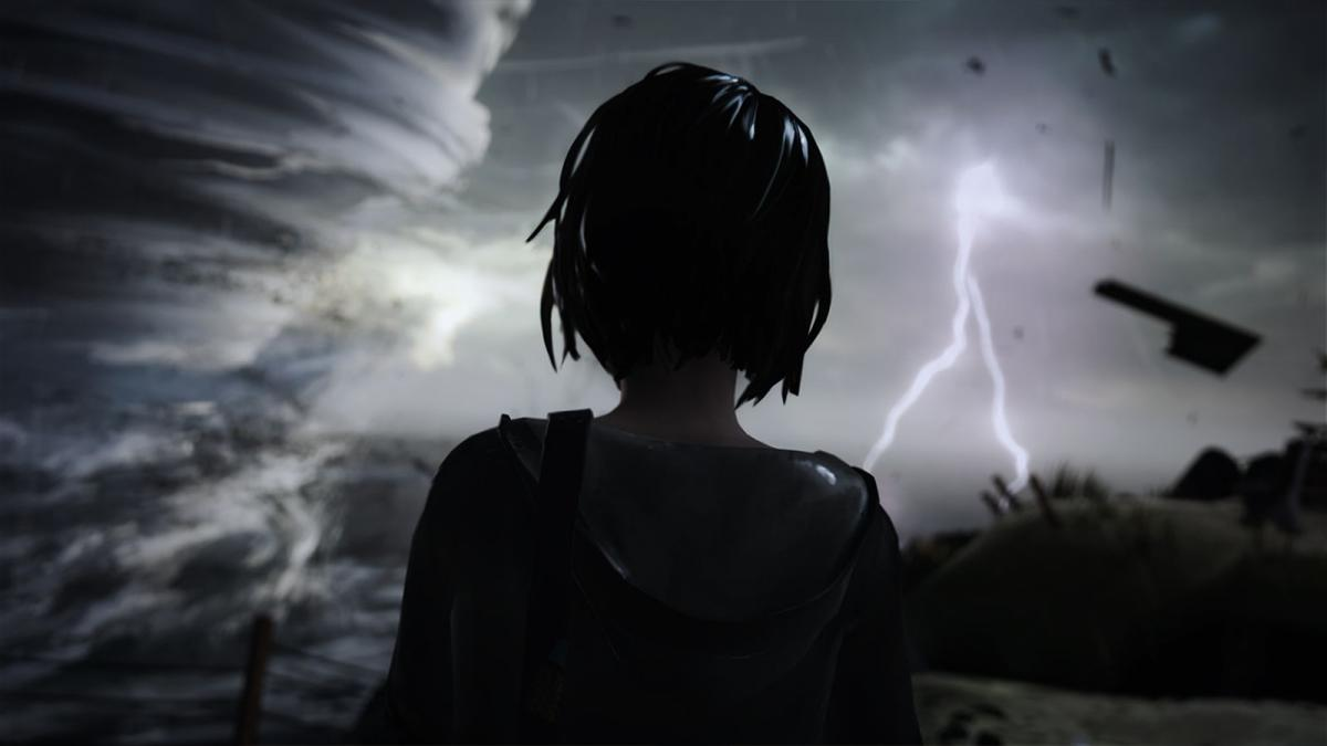 Кадр из Life is Strange / Dontnod Entertainment