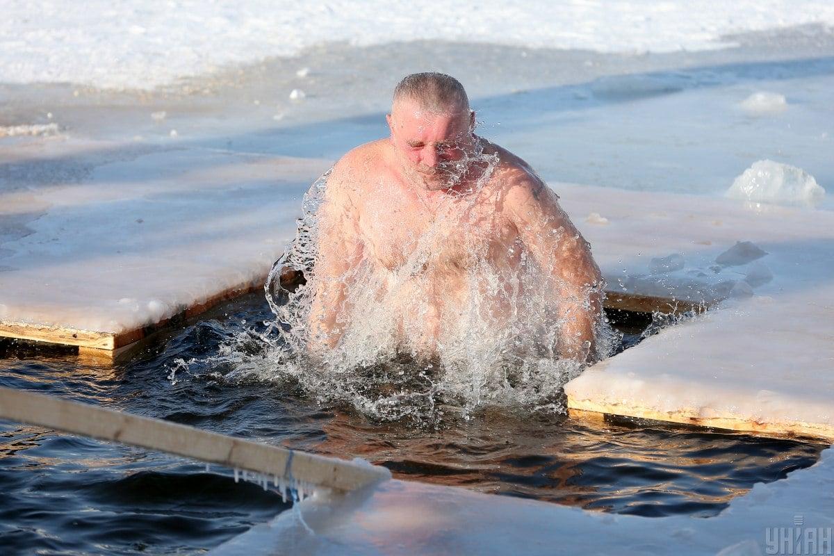 Купание на Крещение 2021