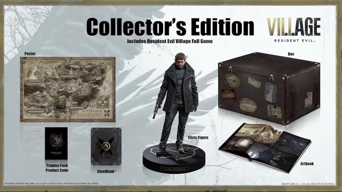 Итоги презентации Resident Evil 8: дата выхода, демо для PS5, трейлер, геймплей