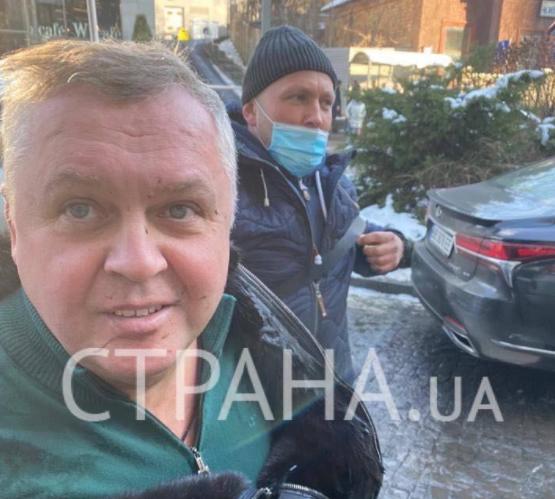 У столиці затримано Расюка, з'ясували журналісти – Новини Києва сьогодні