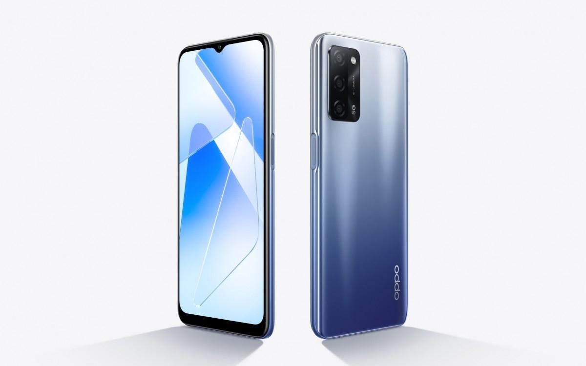 Бренд Oppo анонсировал новый среднебюджетный смартфон Oppo A55 5G