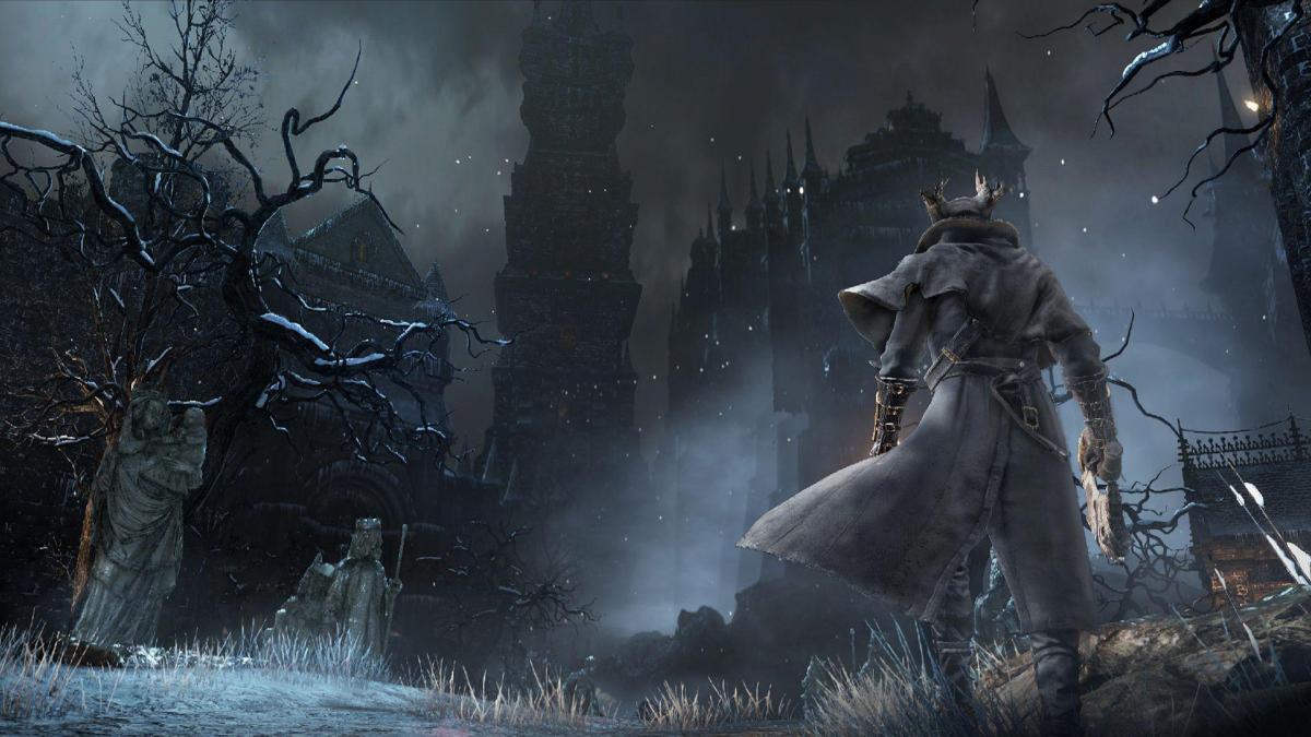 Кадр из Bloodborne / FromSoftware