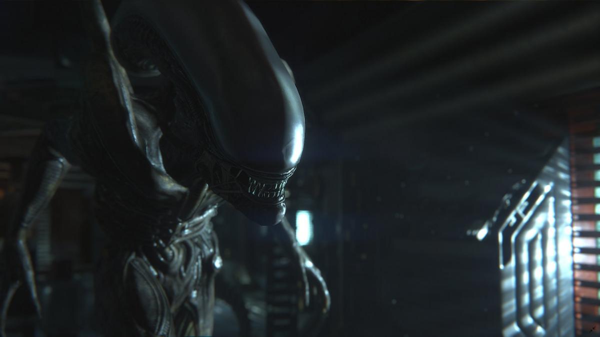 Кадр из Alien: Isolation / Creative Assembly