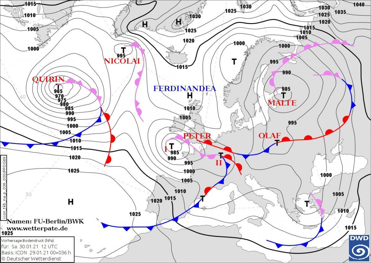 Разгуляется ветер, ударят морозы: украинцев предупредили об атаке циклона