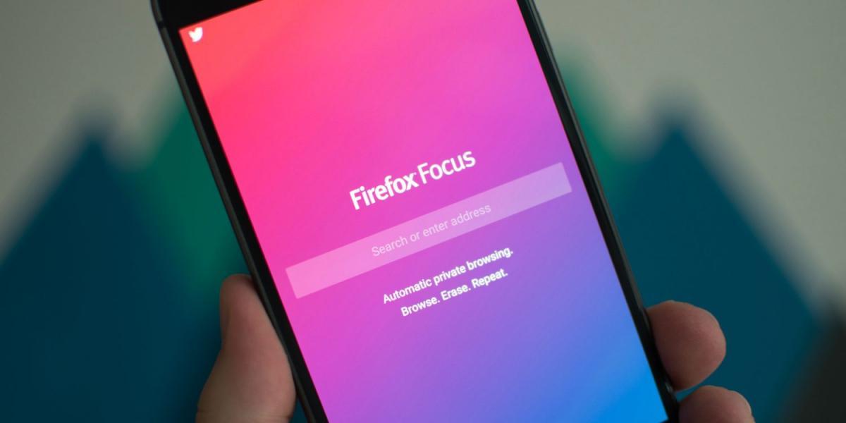 Firefox Focus / FutureOut
