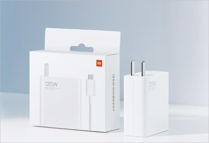 Xiaomi представила самую мощную зарядку для смартфонов и ноутбуков