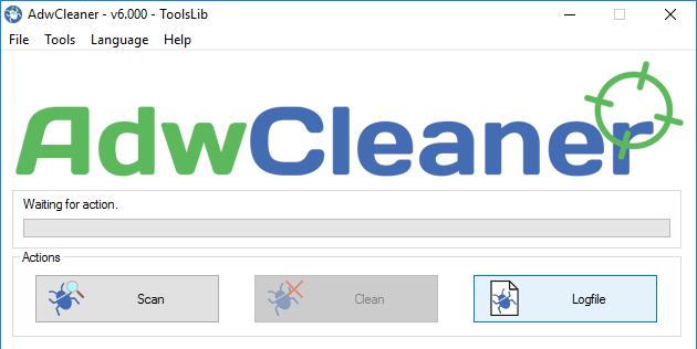 AdwCleaner / Bleeping Computer
