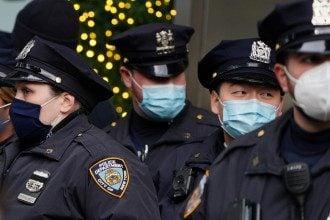 Полиция, США