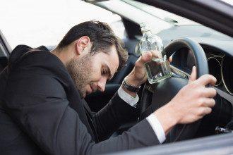 В патрульной полиции рассказали о пьяных водителях