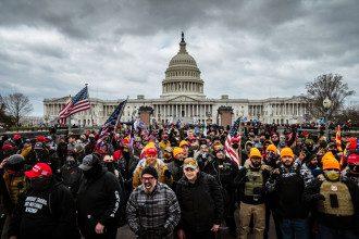 Протесты в США готовы поддержать российские боевики - Огрызко