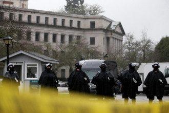 В США готовят новые протесты / Reuters