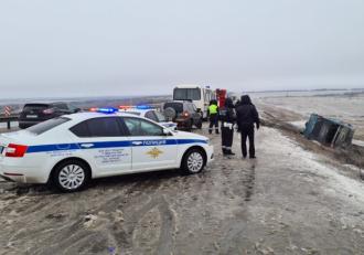 У Росії потрапив в аварію автобус з ДНР, загинули дві особи – Росія ДТП
