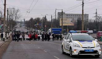 В областном центре устроили тарифный бунт – Новости Житомир