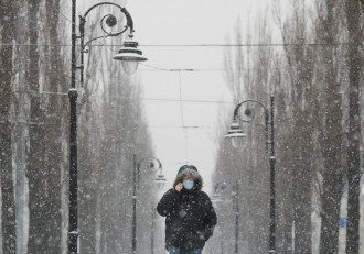 погода, Київ, карантин, коронавірус