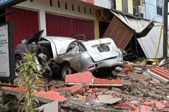 У результаті землетрусів в Індонезії загинули понад 30 осіб – Землетрус в Індонезії