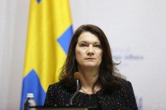 Анн Лінде вважає, що Києву не варто вдаватися до сили в питанні повернення Донбасу і Криму – Донбас останні новини