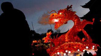 Китайський Новий год_восточний Новий Рік