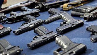 Легализация оружия в Украине / УНИАН