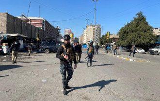 Теракт в Багдаде сегодня