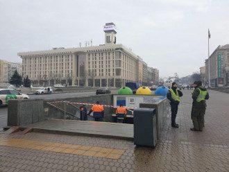 Переход срочно закрыли / t.me/kyiv_n