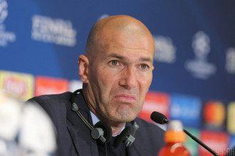 Зидан покидает пост главного тренера мадридского Реала