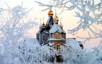 Православный календарь на февраль 2021 года - Сретение 2021