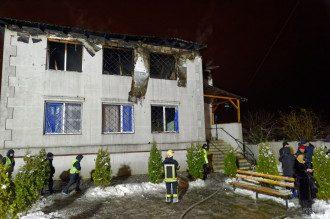 Кількість жертв пожежі у харківському пансіонаті зросла – Новини Харків сьогодні