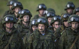В Киеве оценили вероятность удара армии РФ