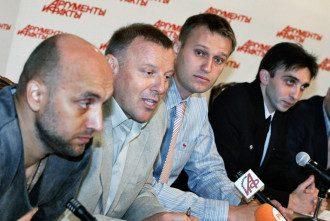 Прилепин, Навальный