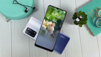 Oppo A55 5G - недорогой смартфон с чипом Dimensity 700 / Oppo