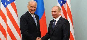 Байден, Путин