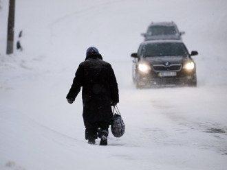 Снегом завалит всю Украину / ТСН