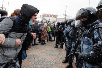 Протести в Росії 31 Січня