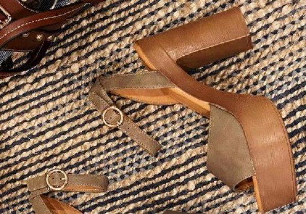 Модная обувь 2021 весна-лето