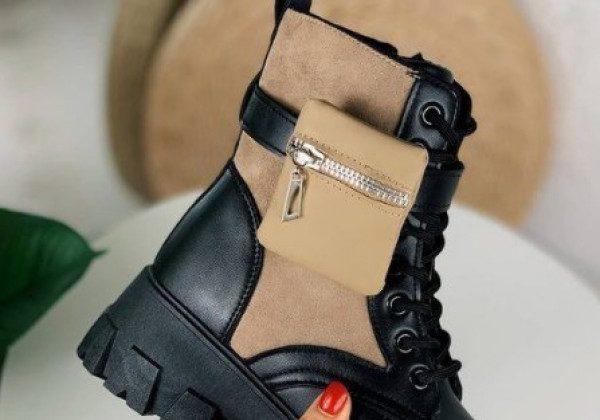 Модне взуття зима 2021