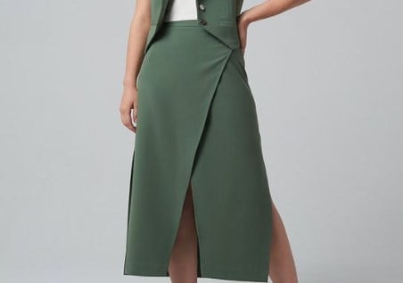 Модні спідниці 2021
