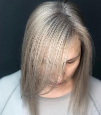 Прямые волосы старят / Instagram
