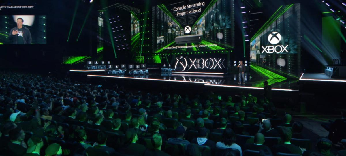 Конференция Microsoft E3 2019 / The Verge