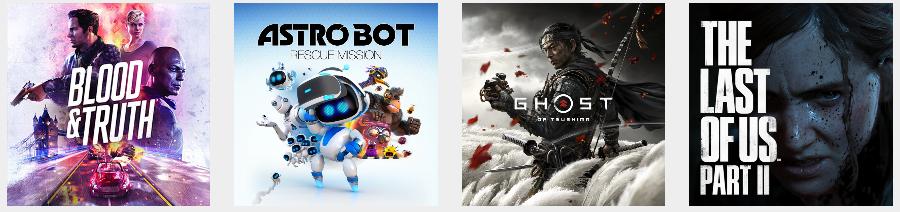 Sony запустила распродажу игр для PlayStation 4 в розничных магазинах Украины