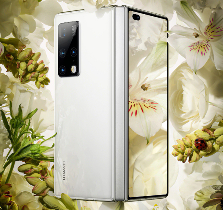 Huawei представила складной смартфон Mate X2