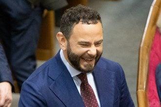 Дубинский больше не член парламентской фракции Слуги народа