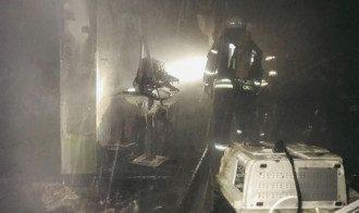 Пожар в больнице Запорожья - задержан первый подозреваемый