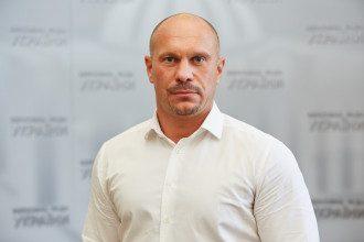 Кива набросился с матом на журналиста в Раде / zagittya.com.ua/