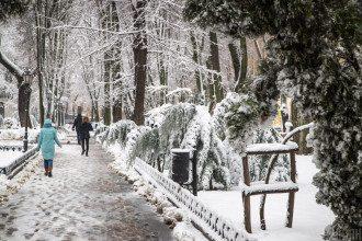 Синоптик обещает завтра в Украине до -25 градусов