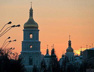 В Киеве спрогнозирован скачок температуры