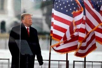 Процедуру импичмента Дональду Трампу могут приостановить / Reuters